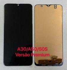 Frontal Sam A30/A50/A50s versão premium