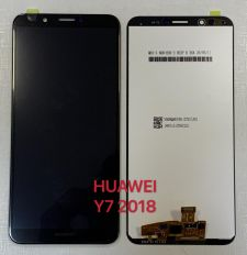 Frontal Huawei Y7 2018