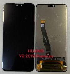 Frontal Huawei Y9 2019