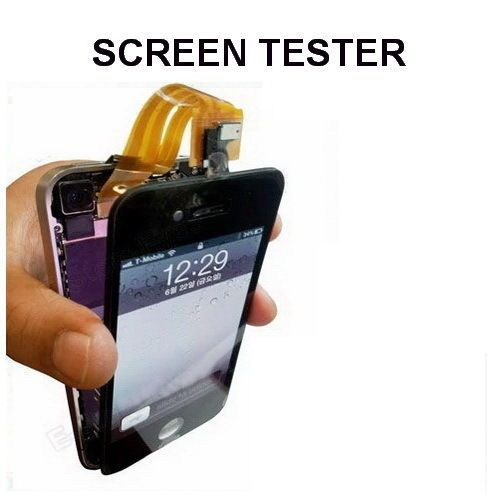 tela lcd touch screen digitador testing tester para iphone 4G /4S-5C /5G /5S /6G /6G PLUS