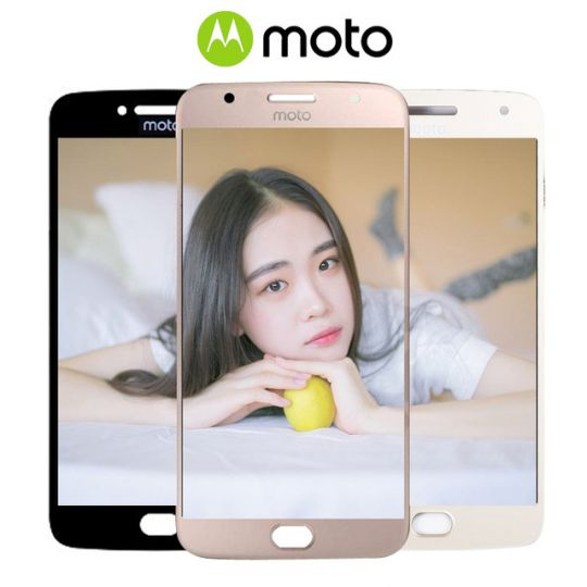 Frontal tela display Moto G5 XT1672