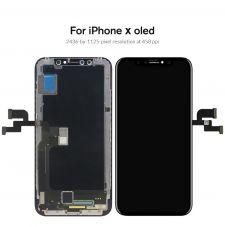 Frontal tela Display Iphone X Amoled