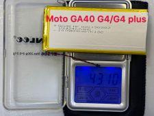 Bateria MOTO G4/G4 PLUS GA40