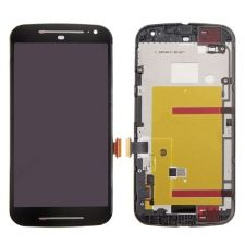 Frontal Display LCD Touch para Moto G2