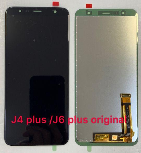 Frontal Tela Samsung J4 plus  / J6 plus Original