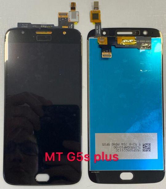 Frontal tela display Moto G5S PLUS  XT1802