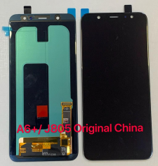Frontal Tela Samsung A6 PLUS/ A605 /J805 Original China