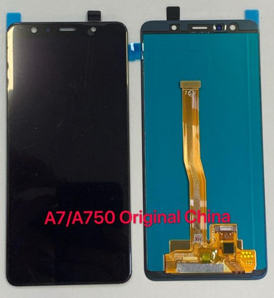 FRONTAL TELA SAMSUNG A7 /A750 ORIGINAL CHINA
