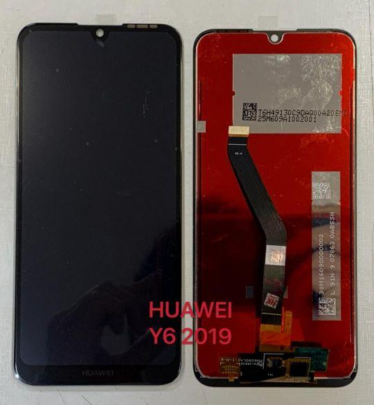 Frontal Huawei Y6 2019