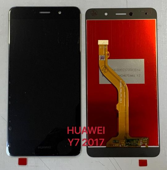 Frontal Huawei Y7 2017