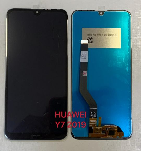 Frontal Huawei Y7 2019