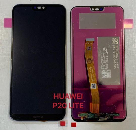 Frontal Huawei P20 LITE