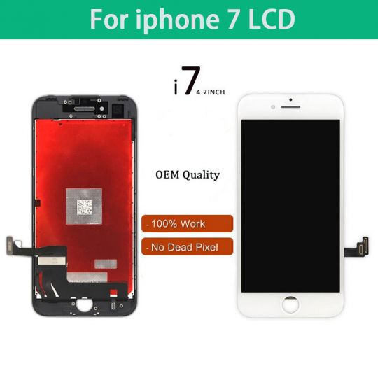 Frontal Tela Dispaly LCD Iphone 7G