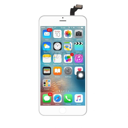 Frontal Tela Display Lcd Iphone 6G plus