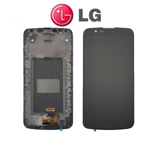 Frontal LG K10 K430 Com TV