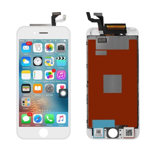 Frontal Tela Display Lcd Iphone 6S