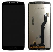 Frontal tela display Moto G6 Play XT1922