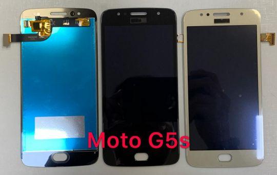 Frontal tela display Moto G5S XT1792