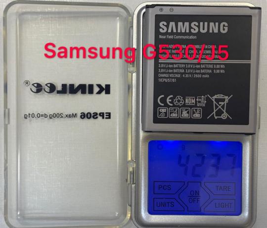 Bateria Samsung Galaxy G530 G531 J5 COM CHIP NFC